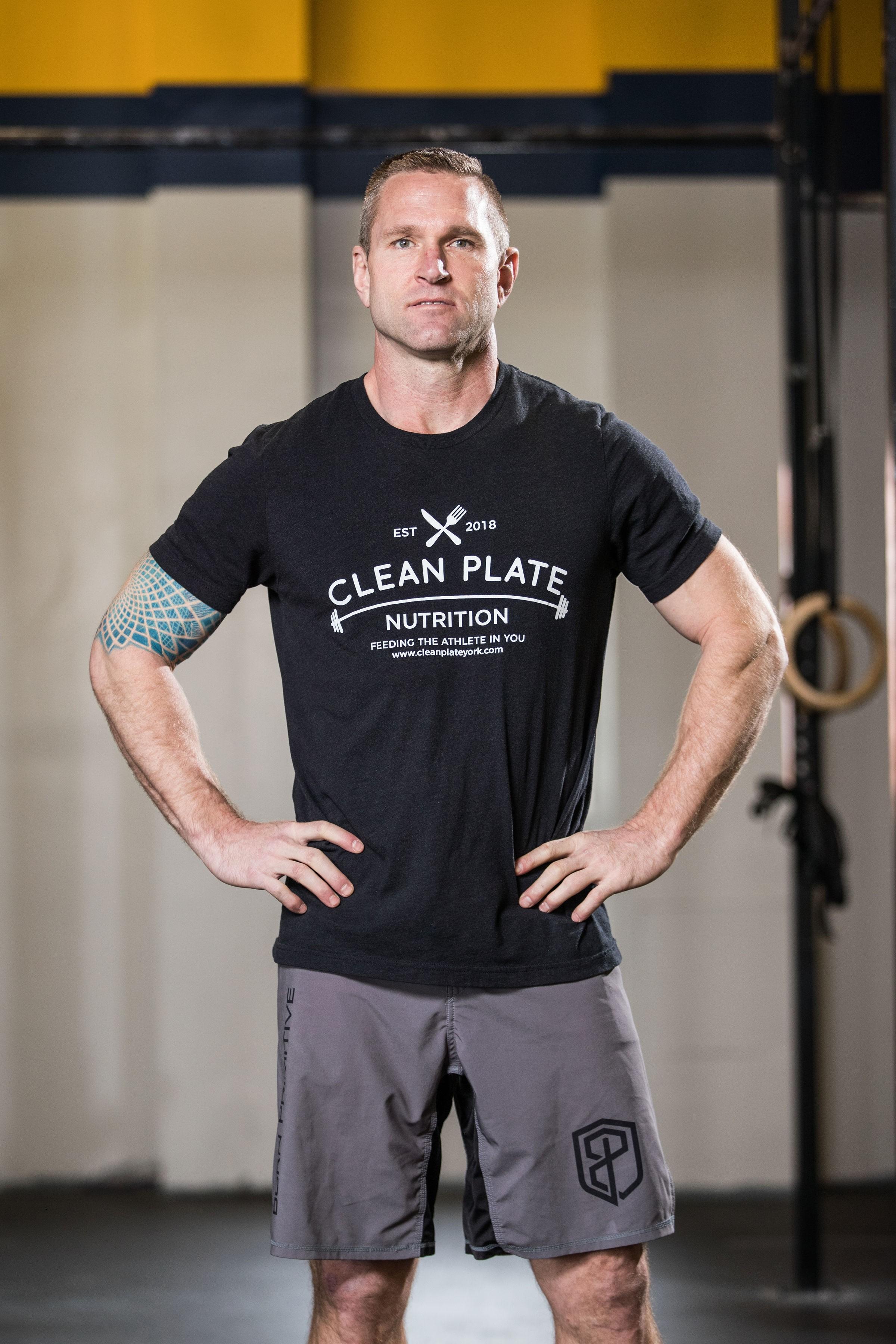 Clean Plate T-shirt