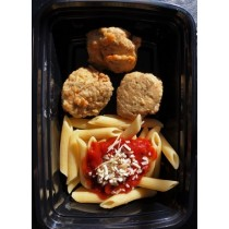 Push Press Pasta and Meatballs